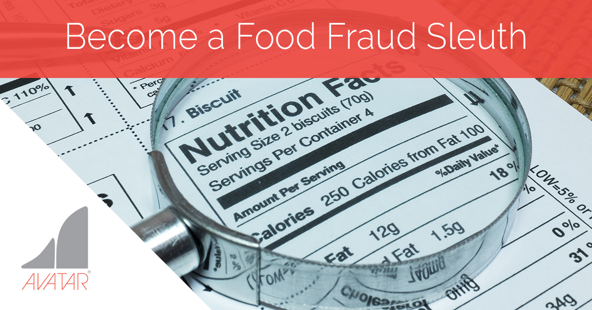 What You Need to Know About Food Fraud